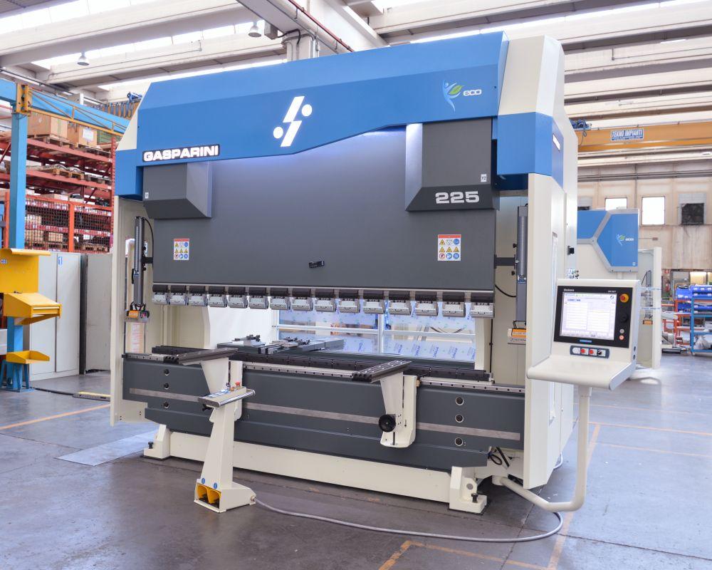prensa plegadora 225 ton cnc hidráulica nueva