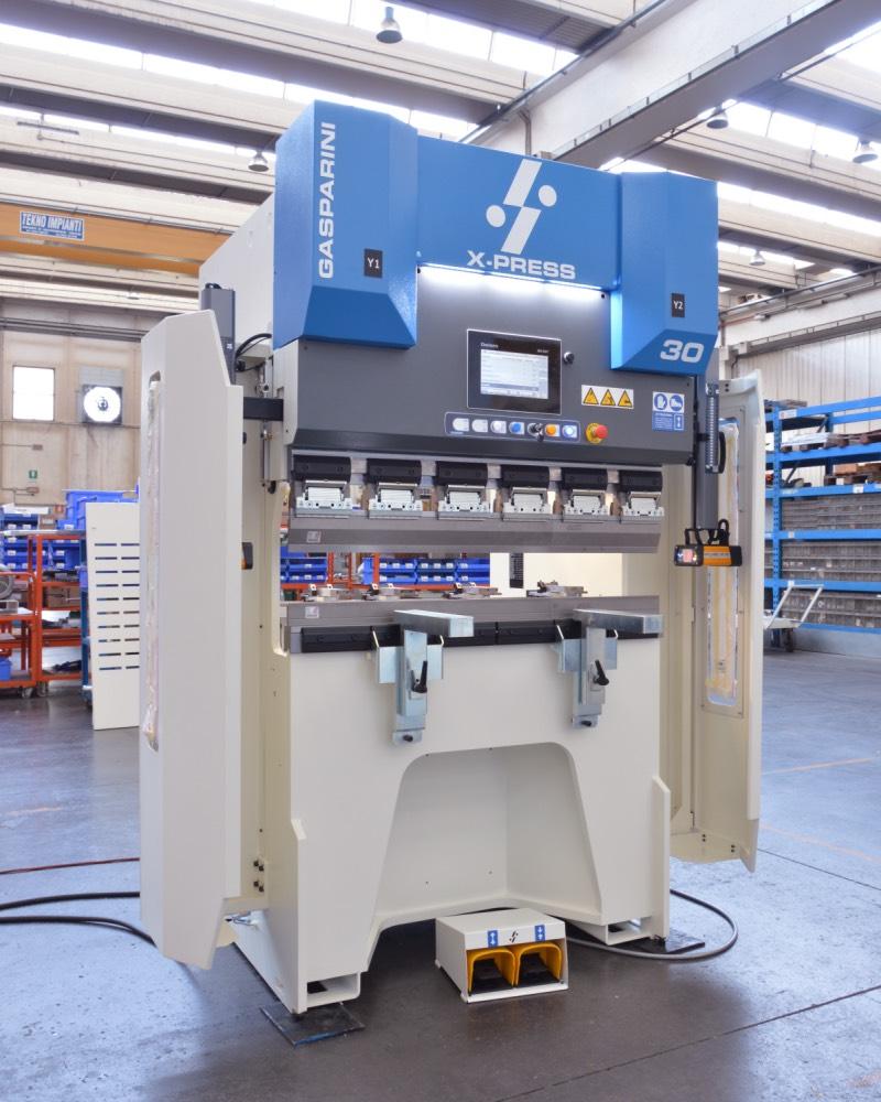 prensa plegadora 30 toneladas