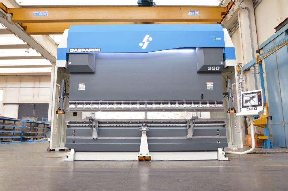prensa plegadora 330 ton 4 metros acero inoxidable