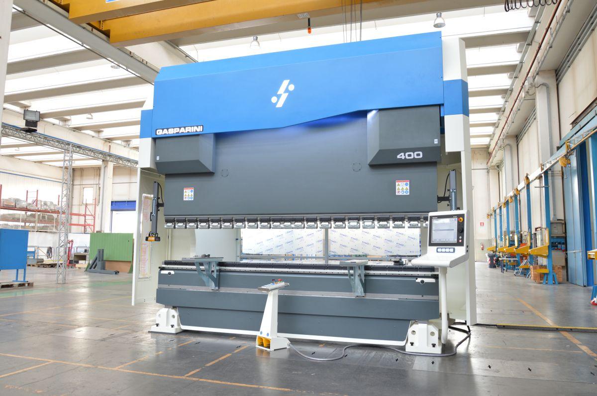 prensa plegadora 400 toneladas 4000 mm