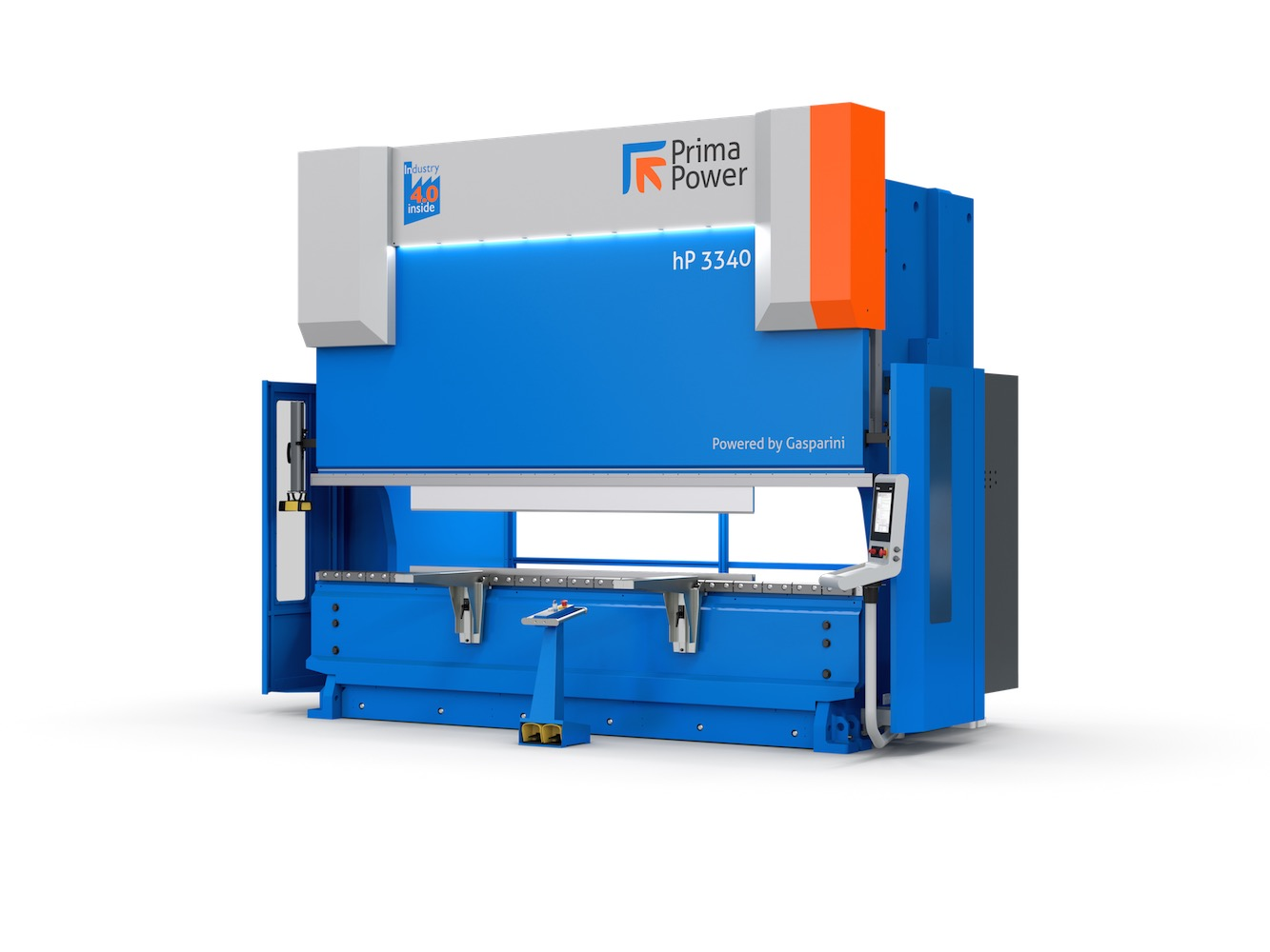 prensa plegadora hidráulica prima power