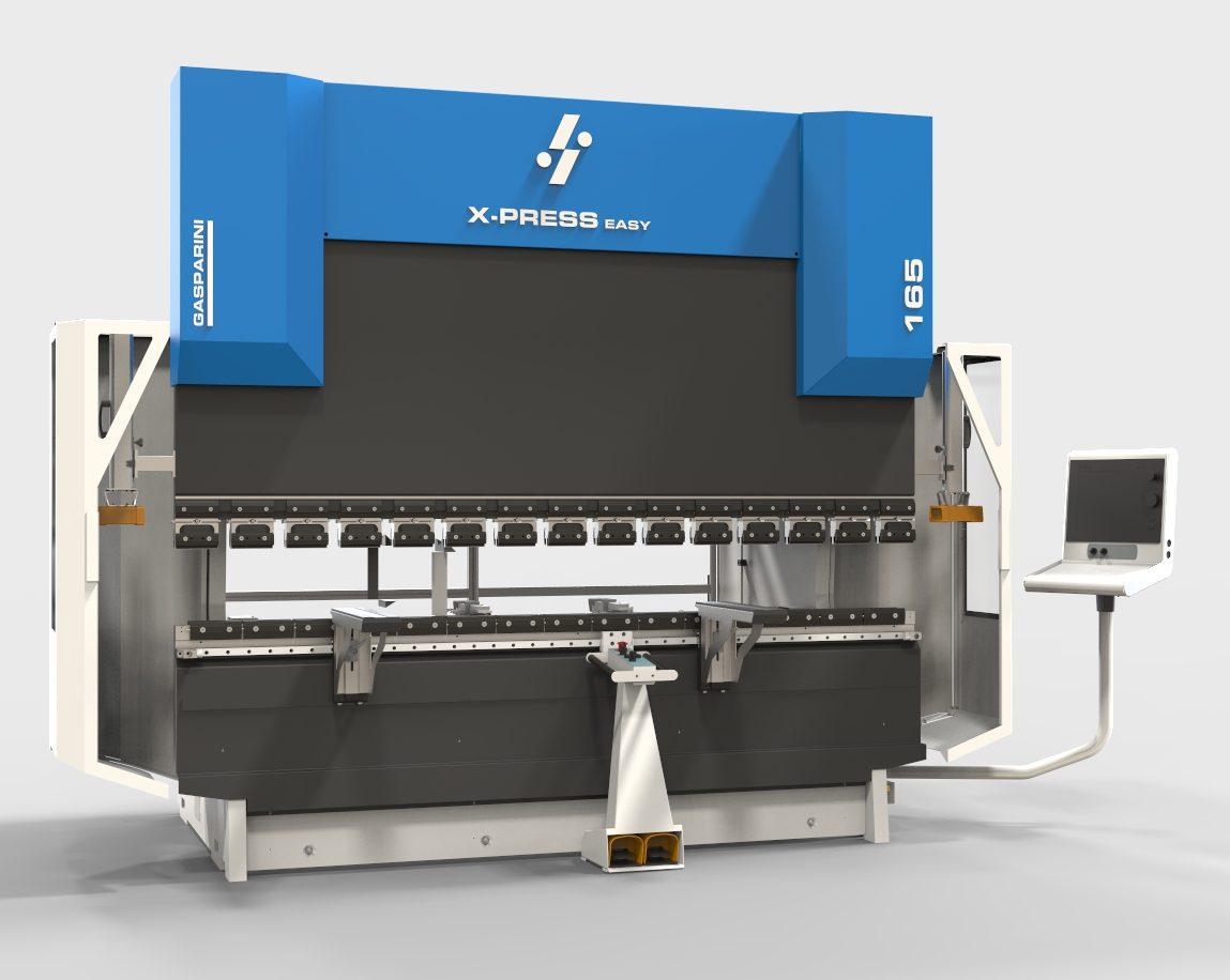 prensa plegadora hidráulica x-press easy