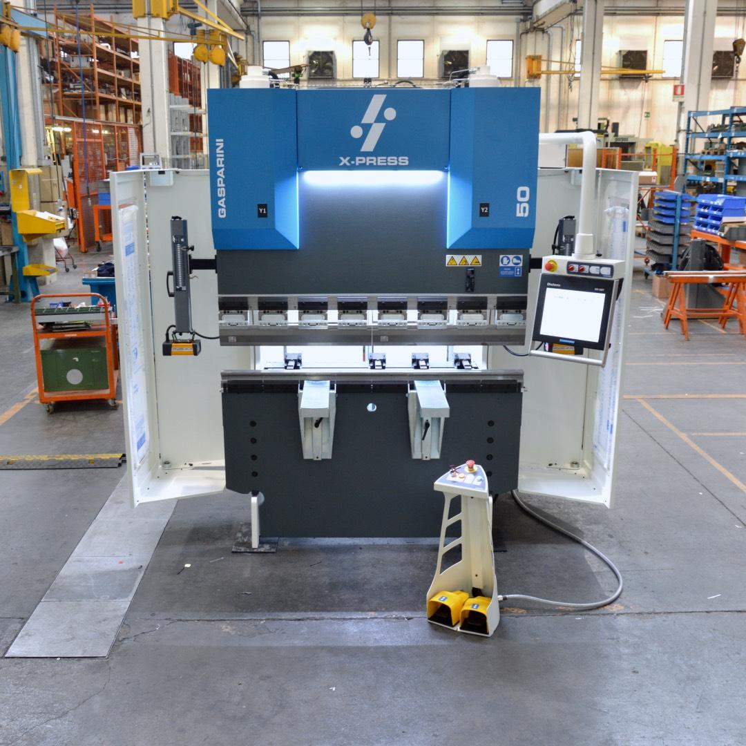 prensa plegadora pequeña hidráulica nueva 50ton