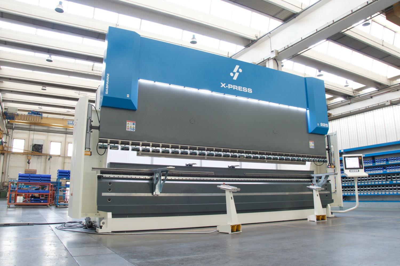 prensa plegadora prefabricados chapa