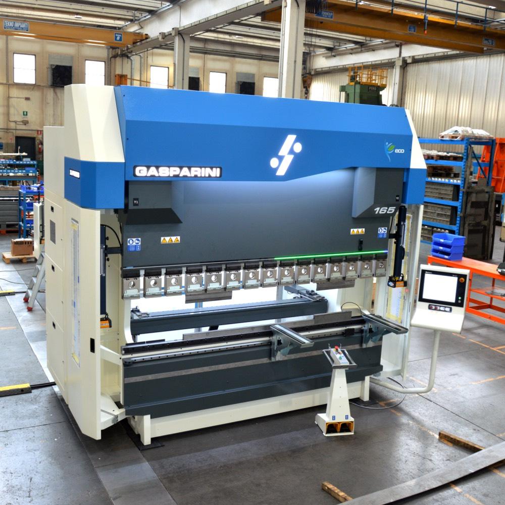 prensa plegadora sincronizada hidráulica