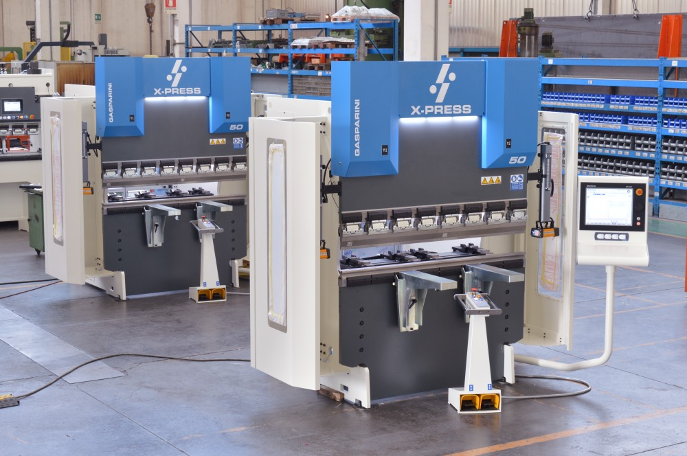prensas plegadoras 50 toneladas