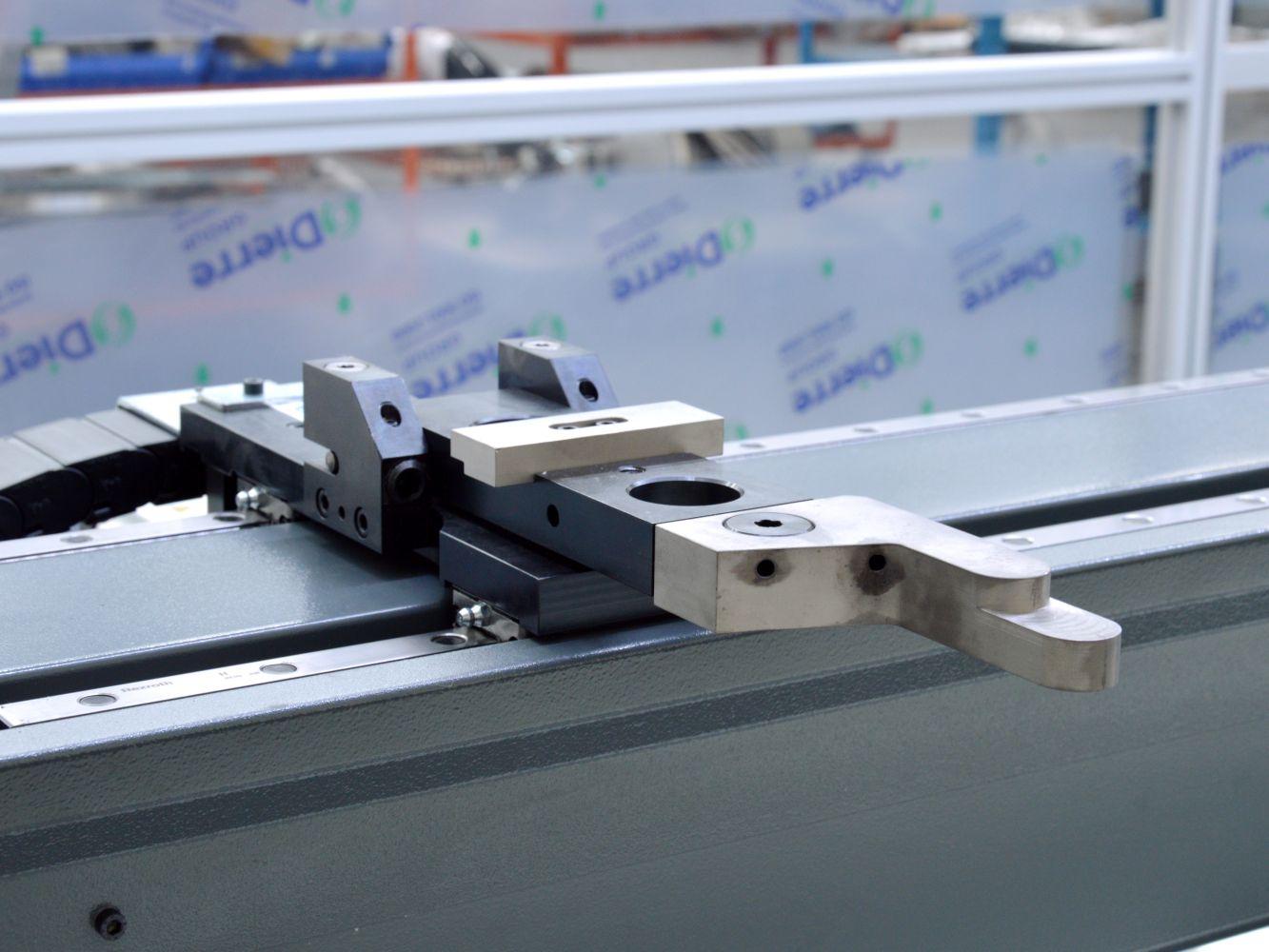 press brake customised backgauge fingers