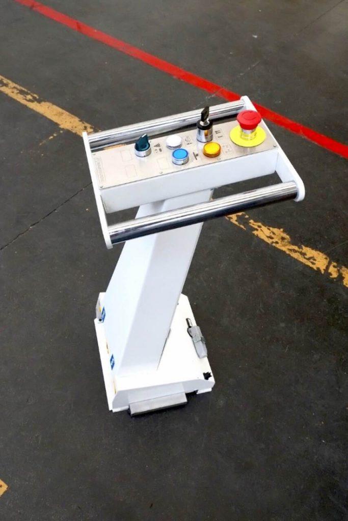 Press Brake Wireless Foot Pedal Gasparini Industries
