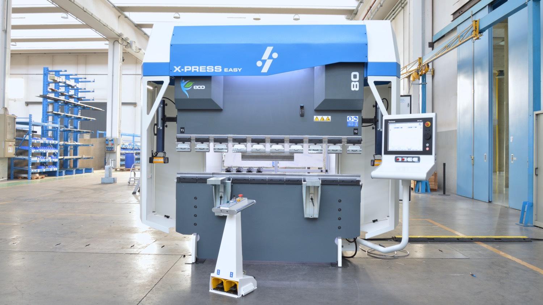 pressa piegatrice 80 ton 2000 mm produttore macchinari