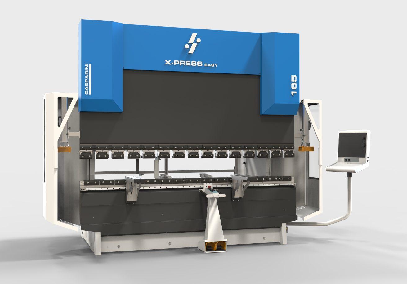 pressa piegatrice idraulica x press easy