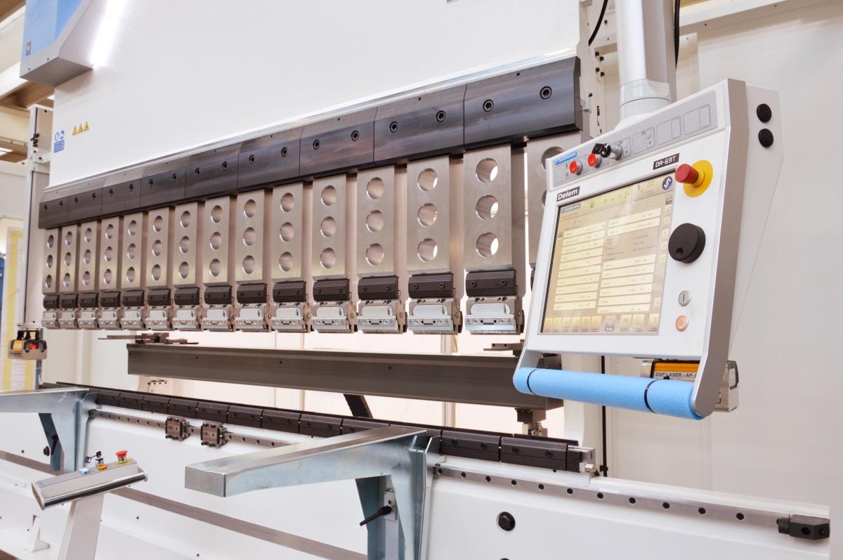 pressa piegatrice iperammortamento industria 4.0