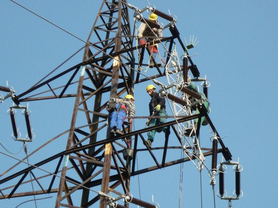 pressa piegatrice settore elettrico