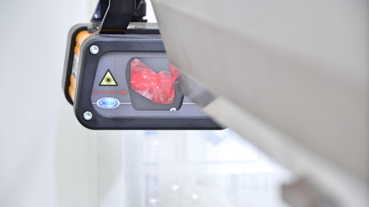 protección láser DSP-AP para prensas plegadoras