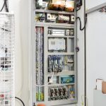 quadro elettrico ricablato retrofit piegatrice
