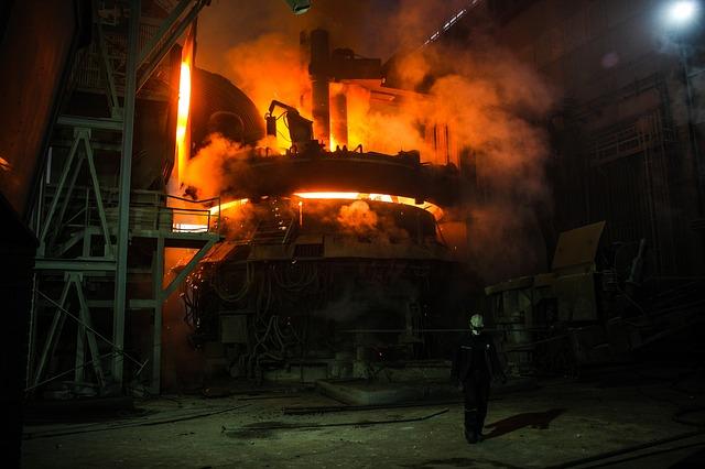 ranking steel mills world biggest steel producing companies