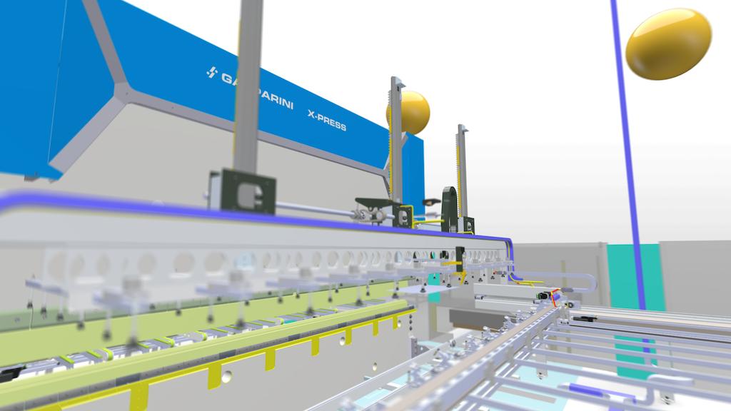 realtà virtuale presse piegatrici