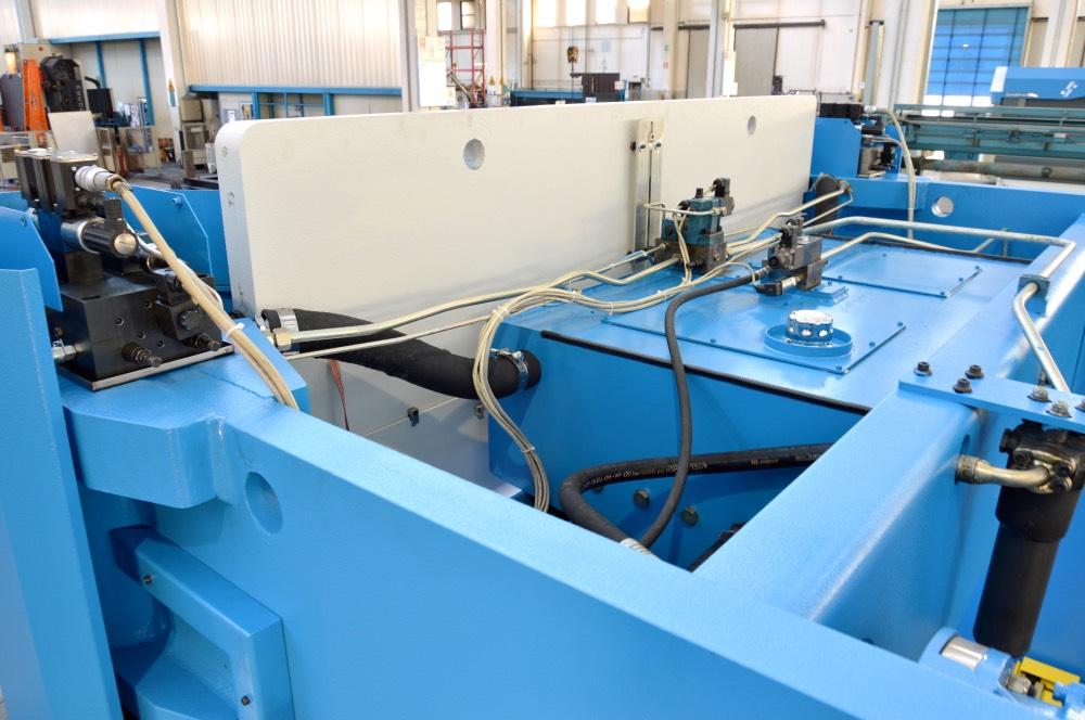 reparación prensa plegadora sincronizada