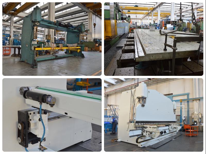 retrofit prensa plegadora 300 toneladas 6000 levantadores