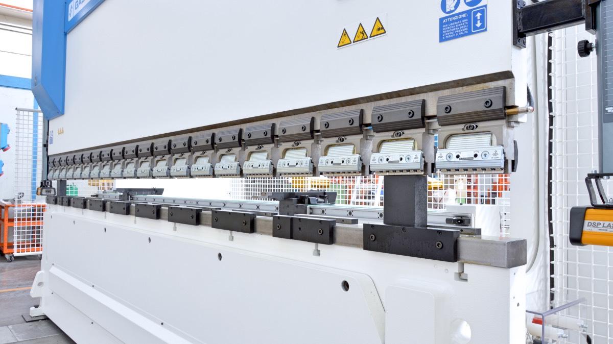 retrofit de una prensa plegadora usada