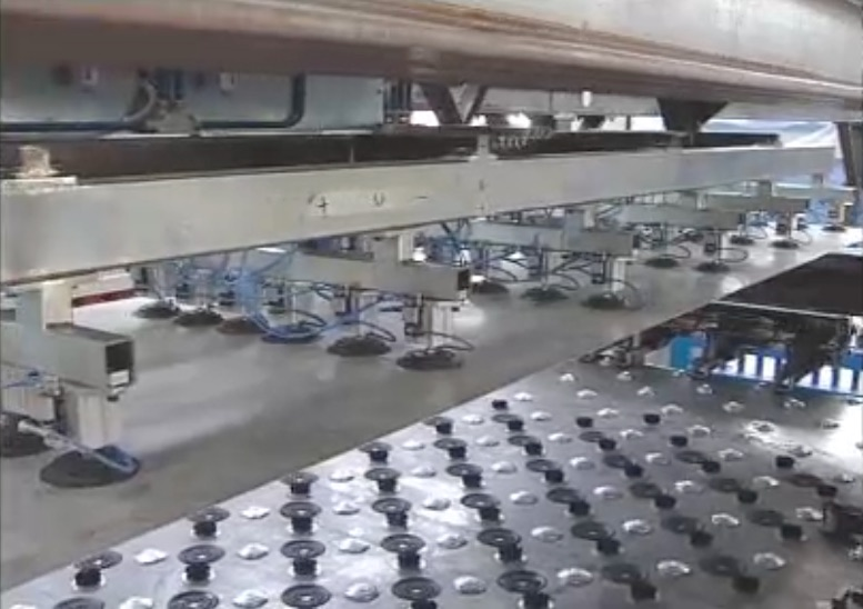 sheet metal automated cutting lines