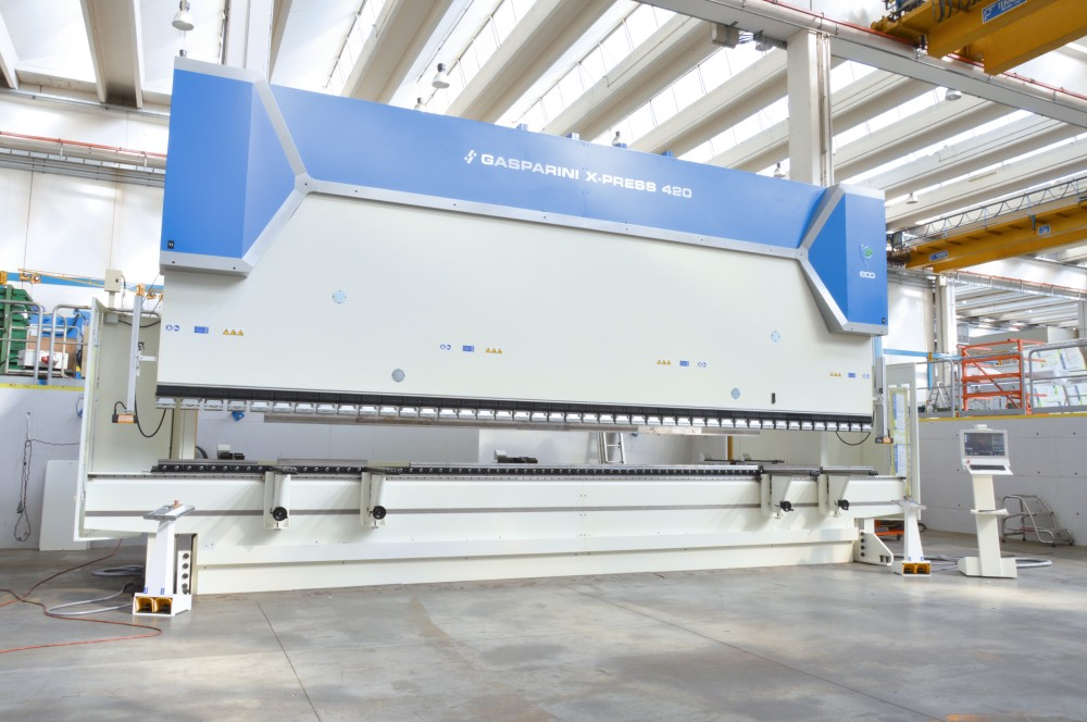 sheet metal press brake long profiles