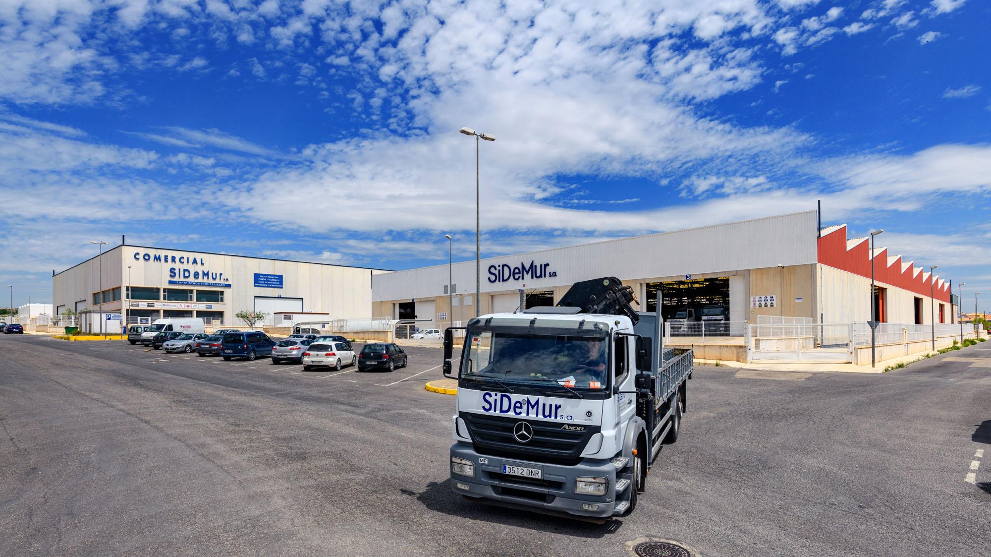 sheet metal supply service center sidemur