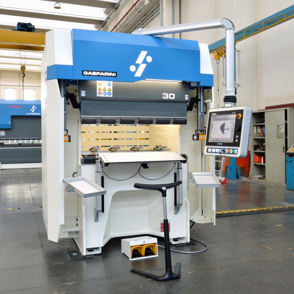 sheetmetal press brake in stock