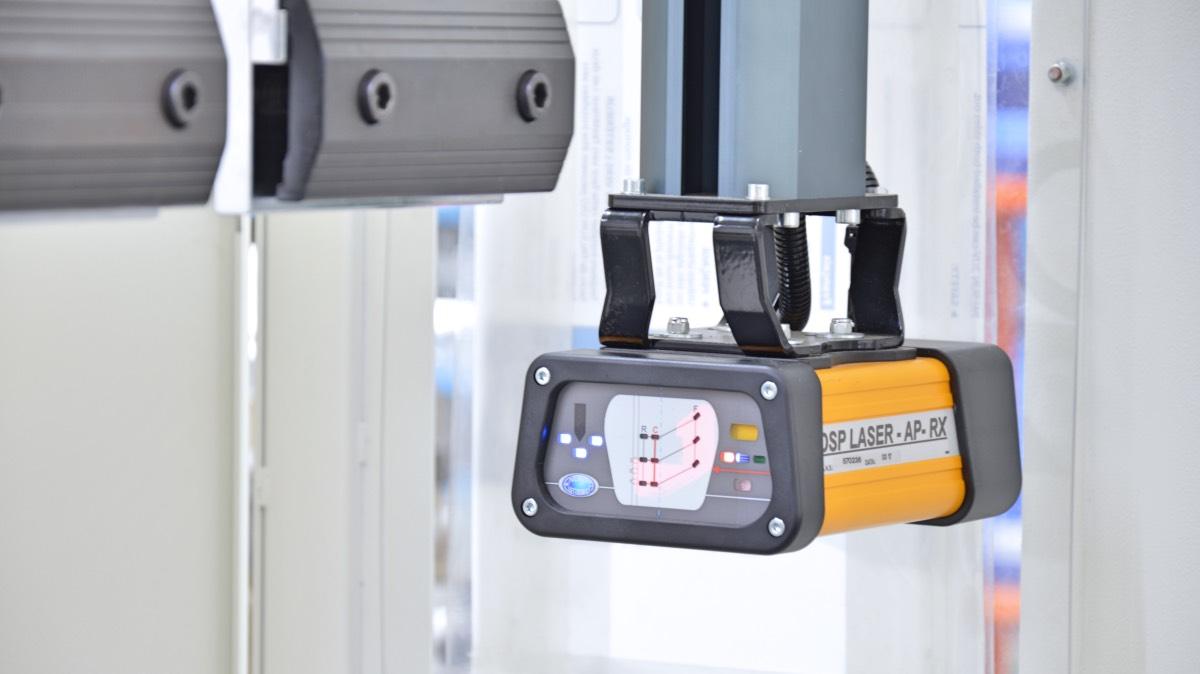 Sistema de seguridad para prensa plegadora