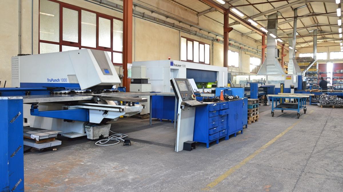 subcontractor sheet metal fabrication bending