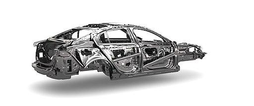 tailored blank unibody car sheet metal