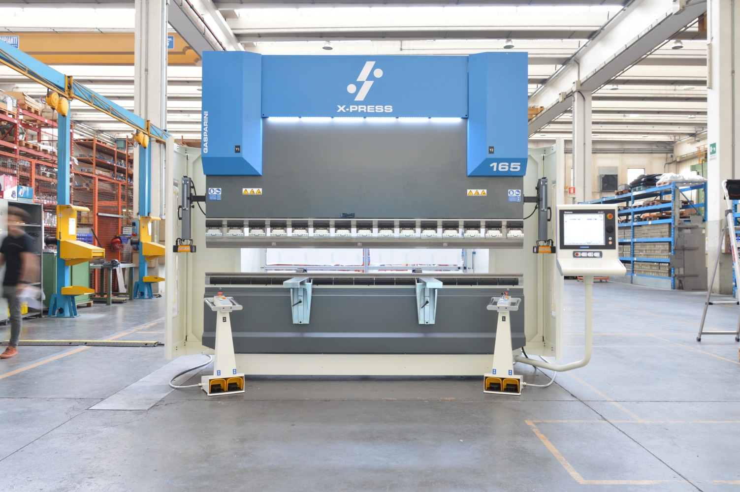 tax deduction smart factory press brake price