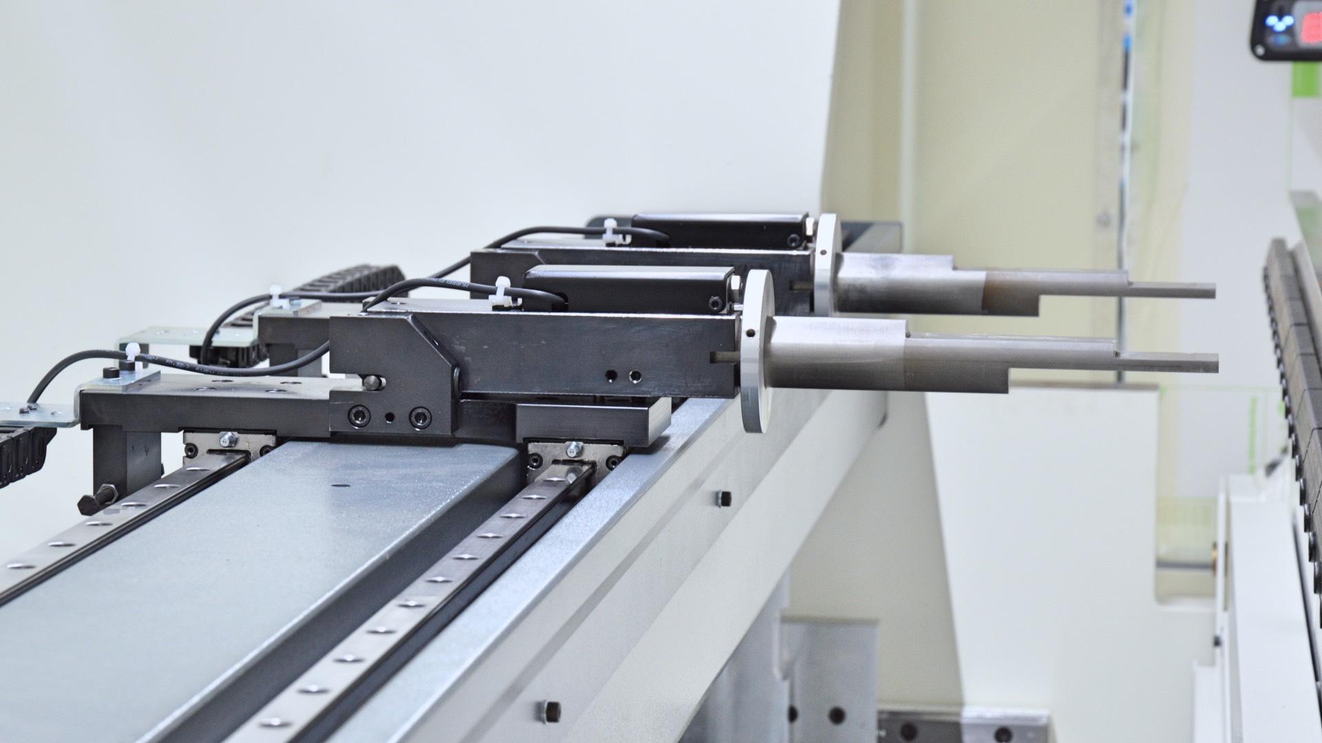tope trasero sensorizado para robot automación
