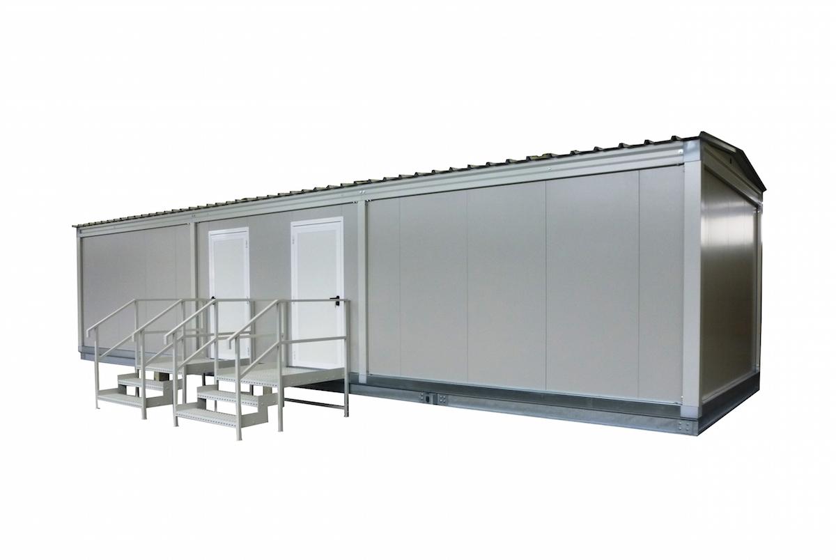 trailer e moduli prefabbricati in lamiera