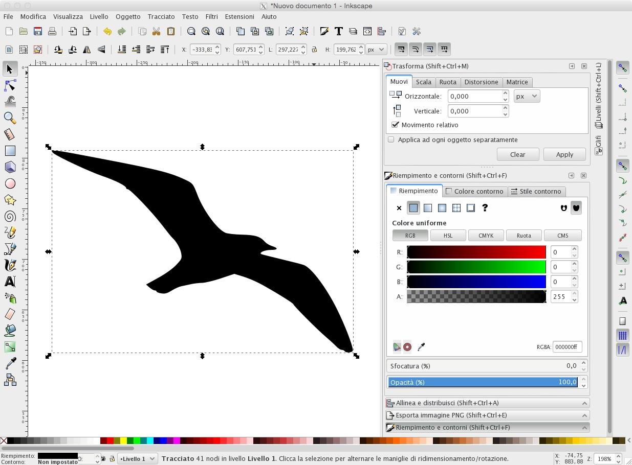 transformar foto en dxf chapa vectorializada