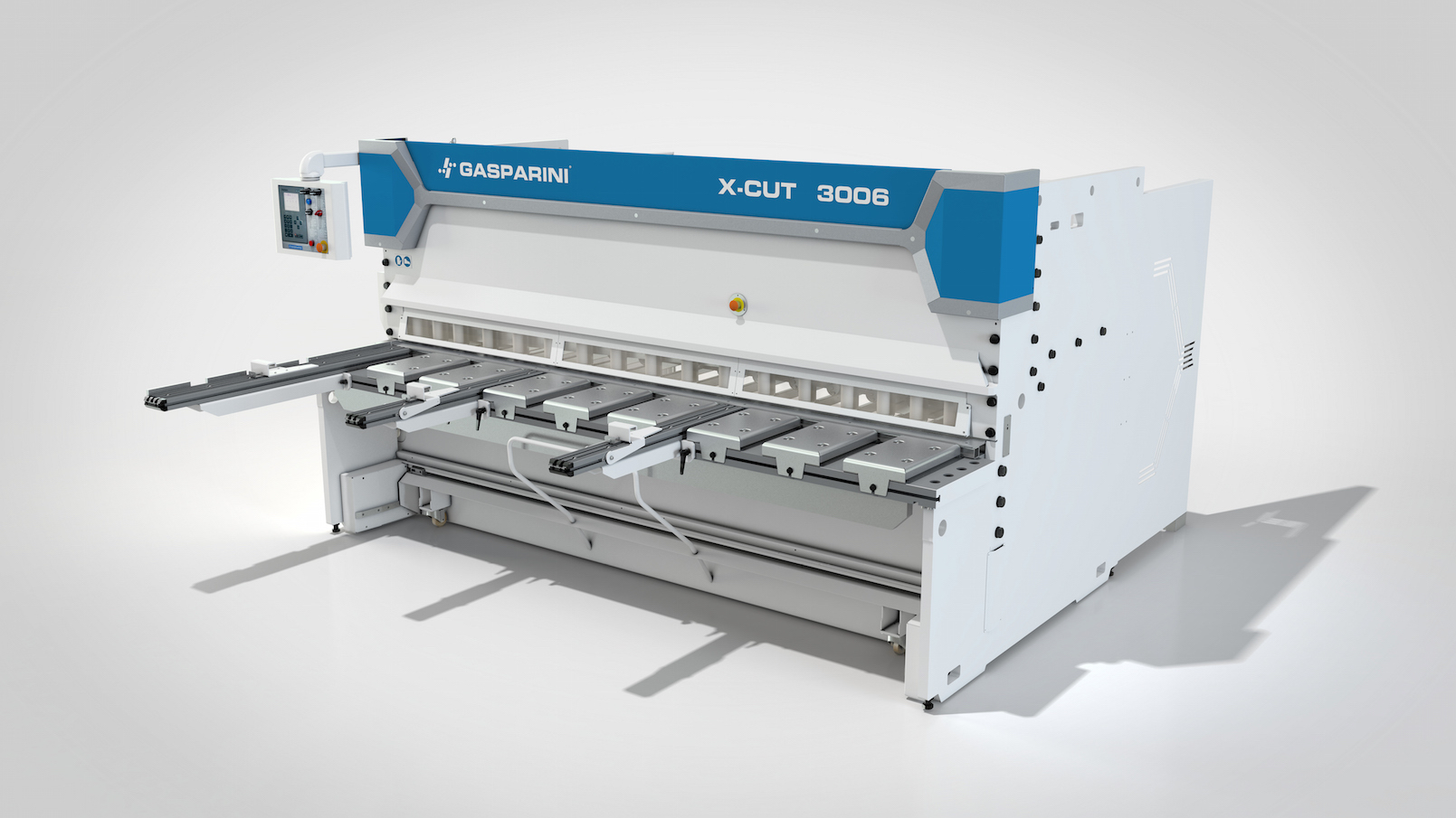 choose the most advanced and reliable guillotine shears in the world